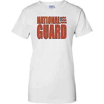 US Army National Guard - Insignia - Damen T Shirt