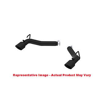 MBRP Exhaust - Black Series S7021BLK Fits:CHEVROLET 2010 - 2015 CAMARO V6 3.6