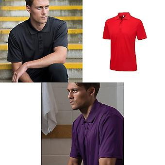 AWDis Just Cool Mens Smooth Short Sleeve Polo Shirt