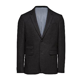 Jack and Jones Victor Blazer Jacket Grey