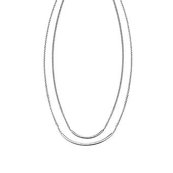 Joop women's chain necklace silver refined JPNL90768A420