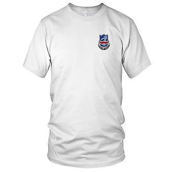US Army - 148th Armored Infantry Battalion Embroidered Patch - Ladies T Shirt