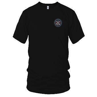 Esercito degli Stati Uniti - ODA-965 ricamato Patch - Hook e Loop Ladies T-Shirt