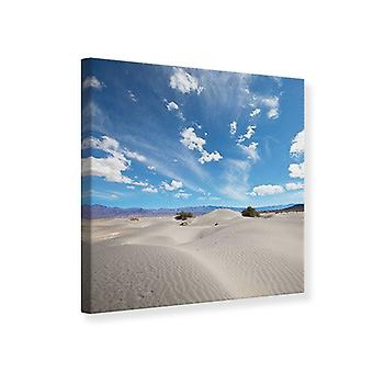 Canvas Print Wüstenlandschaft