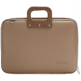 Bombata Classic 15inch Laptop Bag - Taupe