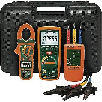 Handheld multimeter Extech MG302-MT Calibrated to: Manufacturer's standards (no certificate) CAT III 1000 V, CAT IV 60