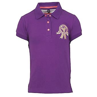 Toggi Maja Children's Polo Shirt Anemone
