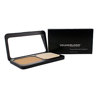 Youngblood Pressed Mineral Foundation - Honey 8g/0.28oz