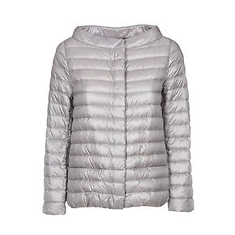 Herno women's PI0779D120179408 grey polyamide Quilted Jacket