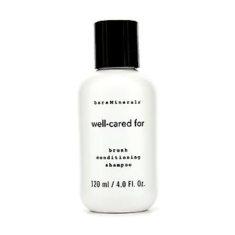 BareMinerals i.d. Well Cared For Brush Conditioning Shampoo 120ml/4oz