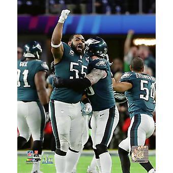 Brandon Graham Super Bowl LII Photo Print