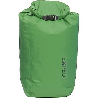EXPED BRIGHT FOLD DRYBAG EMERALD GREEN