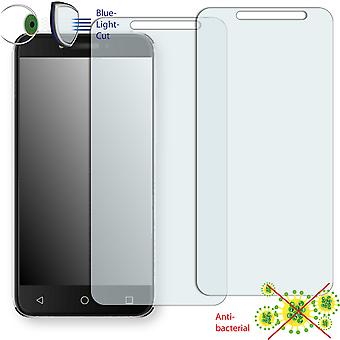 Alcatel shine Lite screen protector - Disagu ClearScreen protector (deliberately smaller than the display, as this is arched)