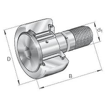 INA KR52-PP-A Stud Type galet