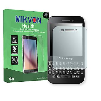 BlackBerry Q5 LTE Screen Protector - Mikvon Health (Retail Package with accessories)