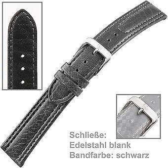 Mężczyzn zegarek XL pasek 20 mm stal nierdzewna