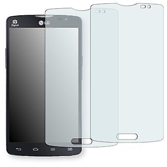 LG L80 display protector - Golebo crystal clear protection film