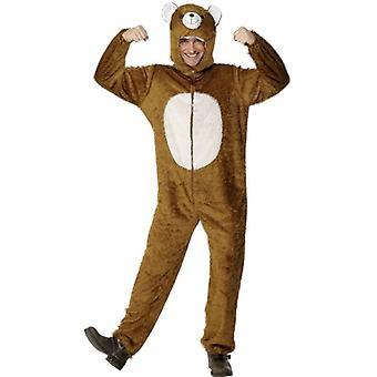 Bear Costume, Chest 42
