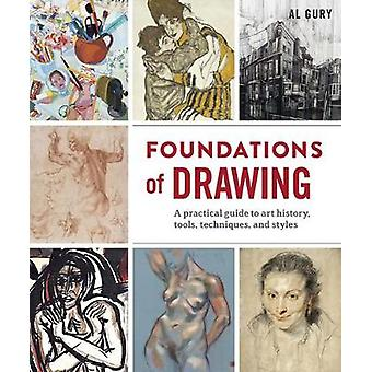 Foundations of Drawings - A Practical Guide to Art History - Tools - T