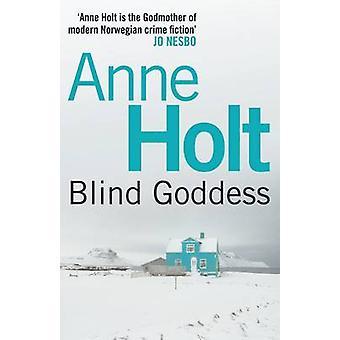A deusa cega (principal) por Anne Holt - Tom Geddes - 9780857892256 Bo