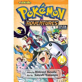 Pokemon-Abenteuer von Hidenori Kusaka - 9781421535487 Buch