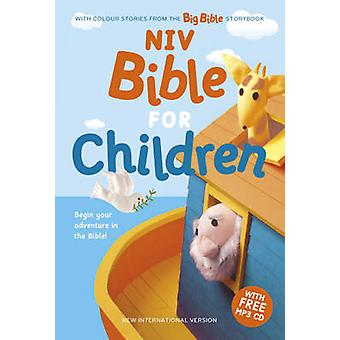 NIV Bible for Children - With Colour Stories from the Big Bible Storyb