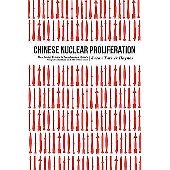 Chinesische Kernwaffen - wie Weltpolitik Umwandlung Ch