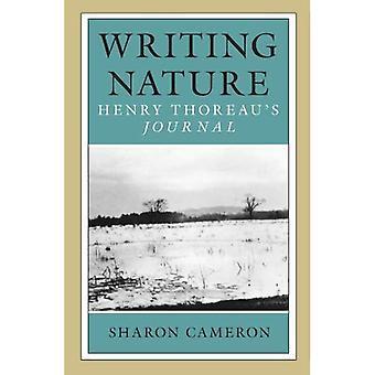 Schreiben Nature: Henry Thoreaus Zeitschrift