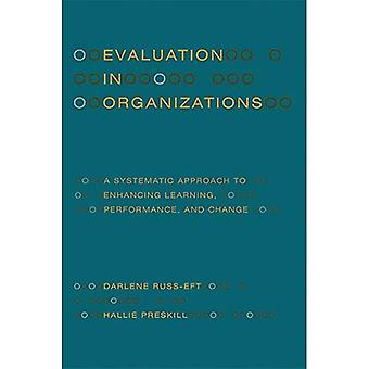 Évaluation dans les organisations