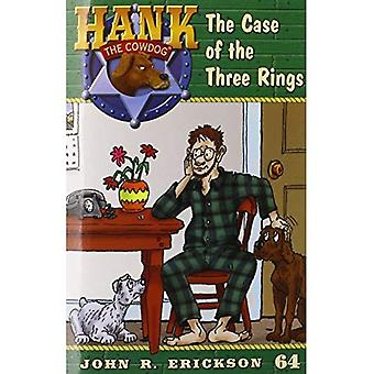 The Case of the Three Rings (Hank the Cowdog)