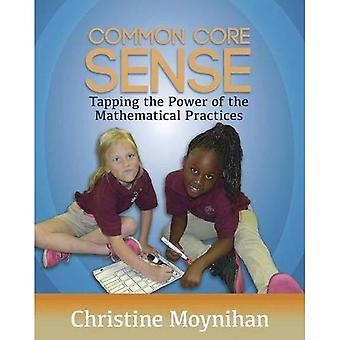 Common Core Sense: Tapping the Power of the Mathematical Practices
