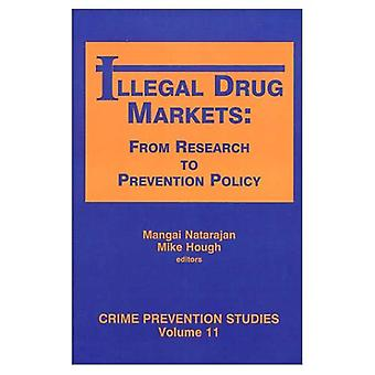 Illegal Drug Markets: From Research to Prevention Policy, Vol. 11