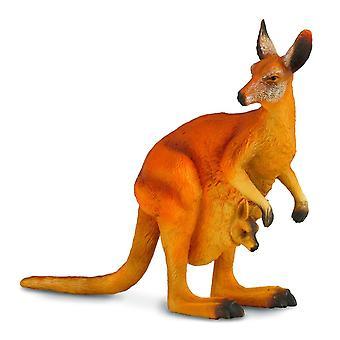 Collecta Red Kangaroo