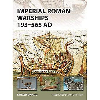 Navires de guerre impérial romain 193-565 AD (nouvelle avant-garde)