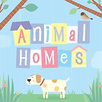 Animal Homes [Board book]