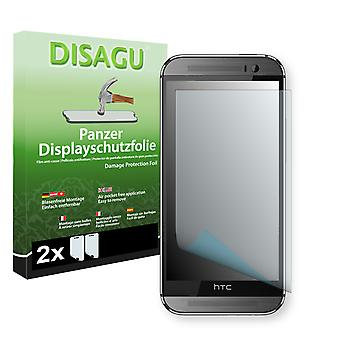 HTC one M8 display protector - Disagu tank protector protector