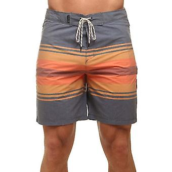 Hurley Pendleton Grand Canyon Beachside 18 inch Mid Length Boardshorts