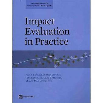 Évaluation de l'impact dans la pratique par Gertler & J. Paul