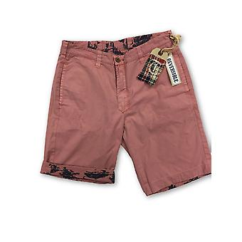 Tailor Vintage reversible shorts in pink