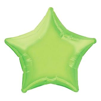Unique Party Star Foil Balloon (Pack Of 5)