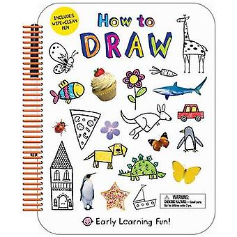 How to Draw by Roger Priddy - 9780312519629 Book