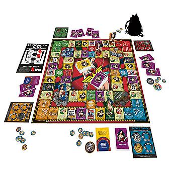 Wonder Woman Road Trip Board Game