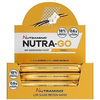 Nutramino Nutra-Go Protein Wafer Chocolate 12 x 39 g