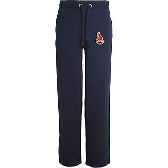 7th Armoured Brigade - Desert Rats - Licensed British Army Embroidered Open Hem Sweatpants / Jogging Bottoms
