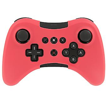Silicone skin for nintendo wii u pro controller - red