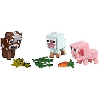 Minecraft Animal in 3-pack