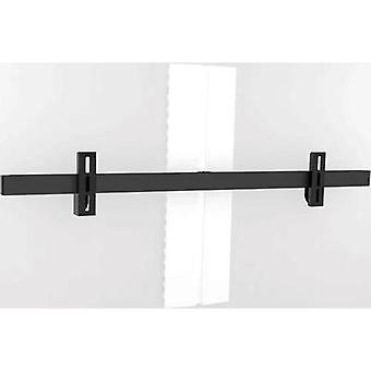 Soundbar mounting brackets Rigid Distance to wall (max.): 4.2 cm Vogel´s SOUND 3400 Black 1 pc(s)