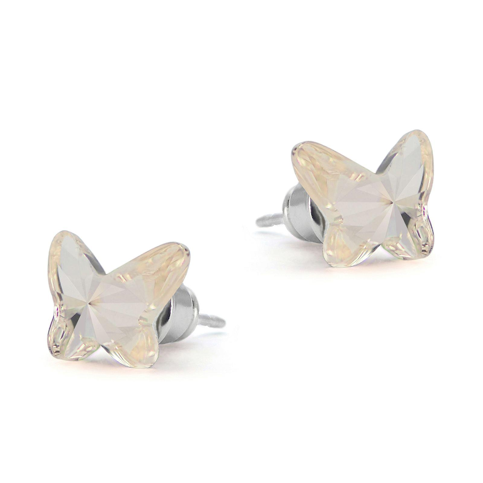 Butterfly stud earrings EMB 4.2
