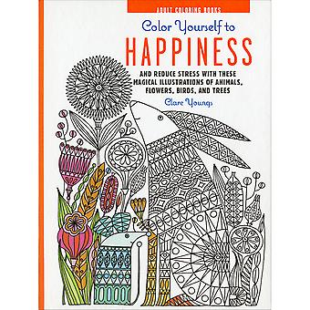 Cico Books-Color Yourself To Happiness CIC-93556