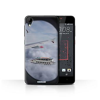 STUFF4 Case/Cover for HTC Desire 825/Cloudspotting/Imagine It
